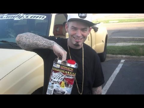 PAUL WALL GETS SNOOP DOGG TO RIDE ON SWANGAS AND ALL KANDY WET WET