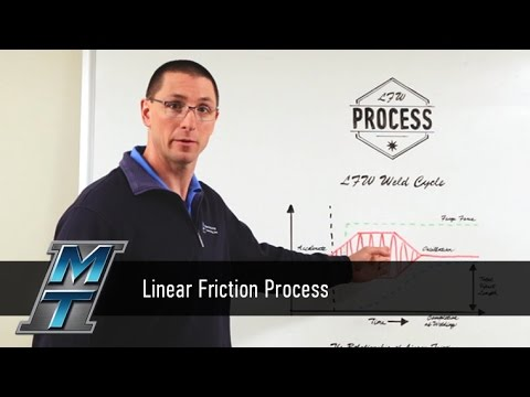 MTI Whiteboard Wednesdays: Linear Friction Welding Process