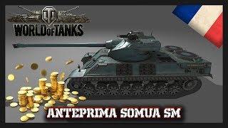 World of Tanks - Somua SM - Anteprima [ITA]