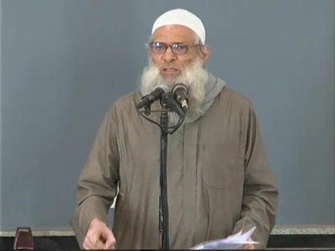 خطبة الجمعة: الإدمان والإفساد في الأرض - الشيخ محمد سعيد رسلان