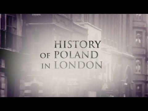 History of Poland in London - Historia Polskiego Londynu