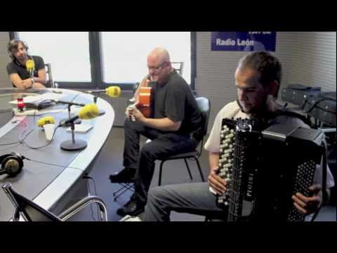 """FLAMENCO ETXEA EN HOY POR HOY RADIO LEÃ""""N-CADENA SER - 11.07.11"""