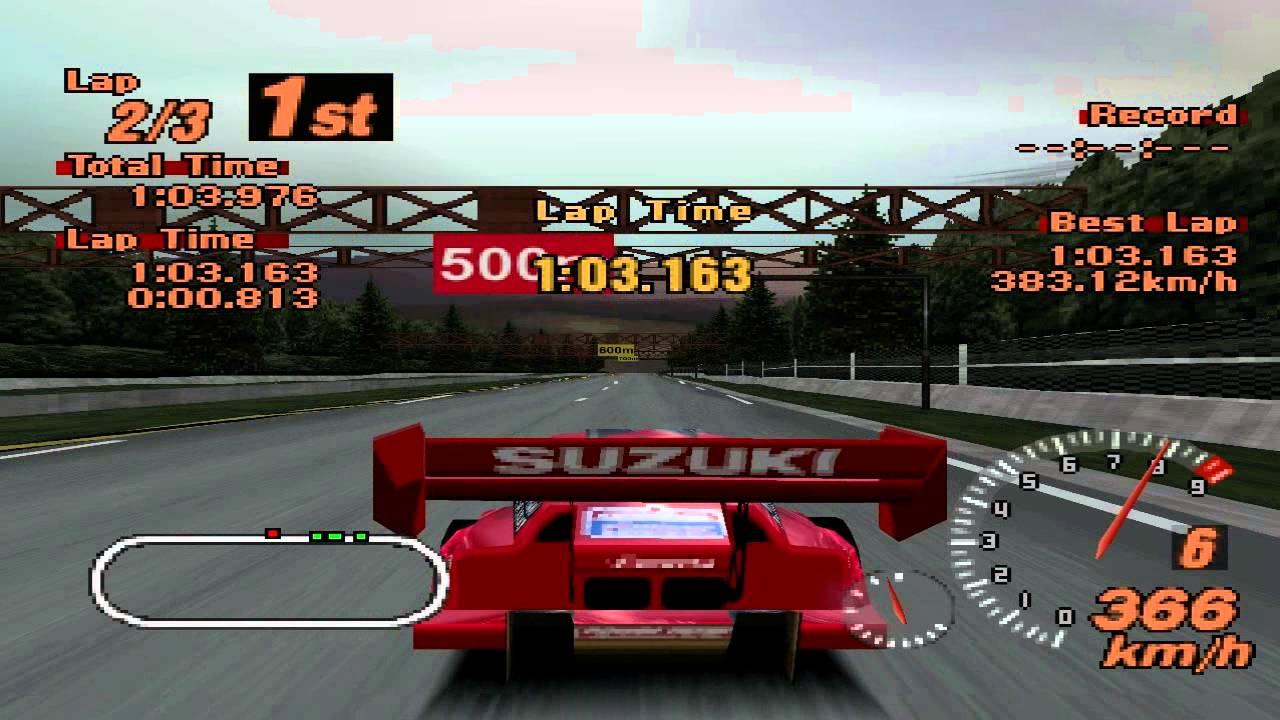 Suzuki Escudo Pikes Peak Gran Turismo