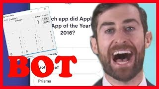HQ Trivia bot  Cash show Triva  Loco trivia  Bot link in the description  New Updated bot 4.45 MB