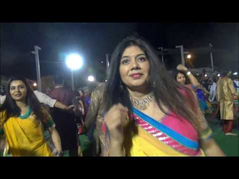 Atul Purohit Navratri Garba  2017,14 th October   At Fairground, San Jose CA.