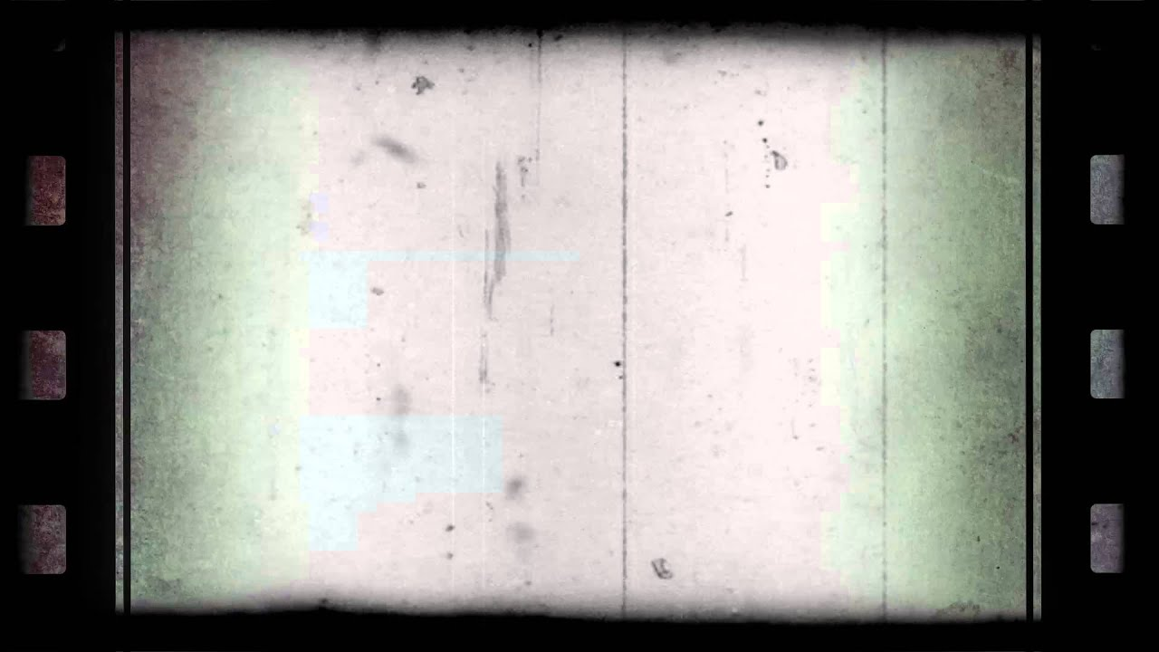 Simple Old Photographic Film Look With Sides - Hd Overlay