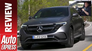 New Mercedes EQC 2019 review - can Merc muscle into the premium electric SUV market?