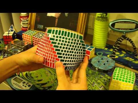 Yuxin 11x11 Cube