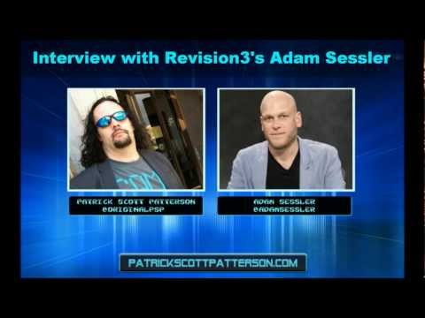 Interview with Adam Sessler of Revision3