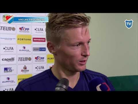 OHLASY / Václav Procházka po Jablonci (1:2)