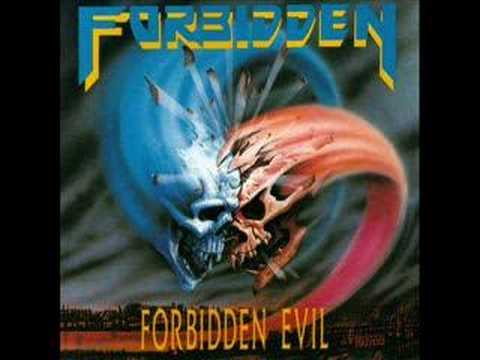 Forbidden - Chalice of Blood