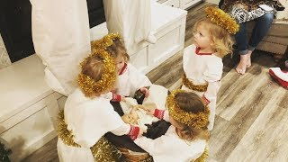 FIRST CHRISTMAS EVE IN OUR NEW HOUSE