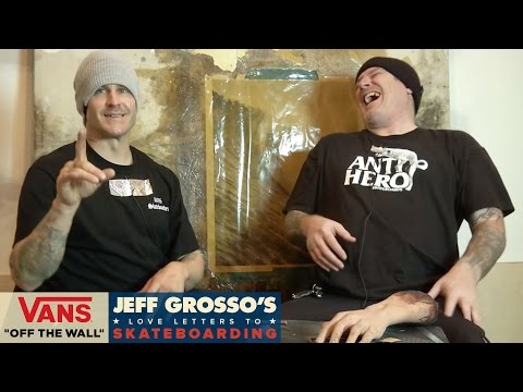 Truck Wars: Part 1 | Jeff Grosso's Loveletters to Skateboarding