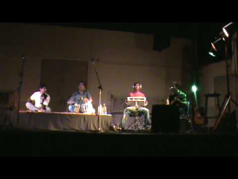 Anubhooti Concert Fall 2009 Song 1- Albela Sajan Aayo Re (improvisation) video