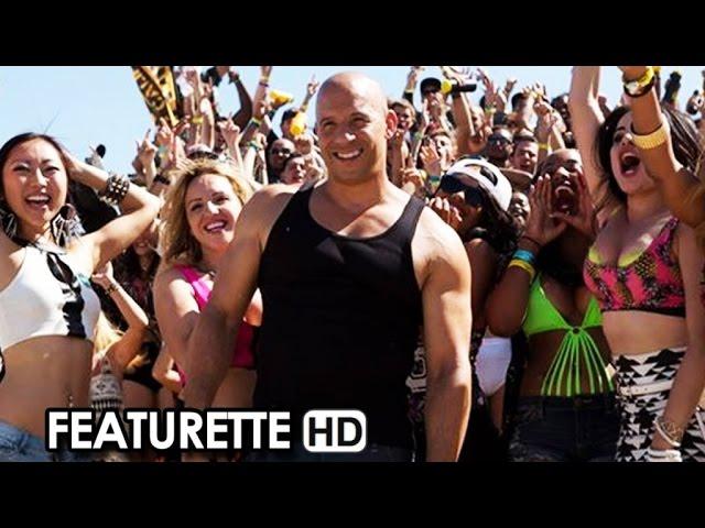 FAST & FURIOUS 7 Featurette 'Race Wars' sottotitoli in italiano (2015) - Vin Diesel HD