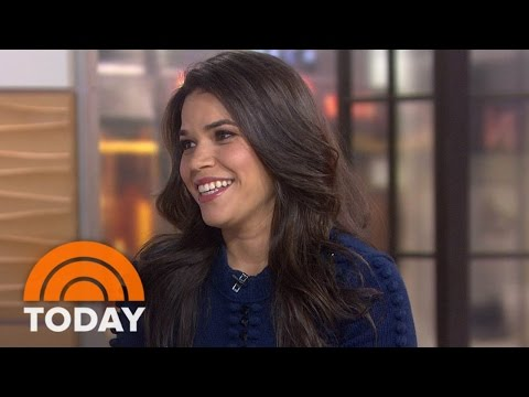 America Ferrera: 'Superstore' Cast Struggles To Keep A Straight Face | TODAY