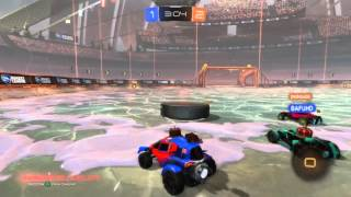 Rocket League_Estamos jugando al hockey!