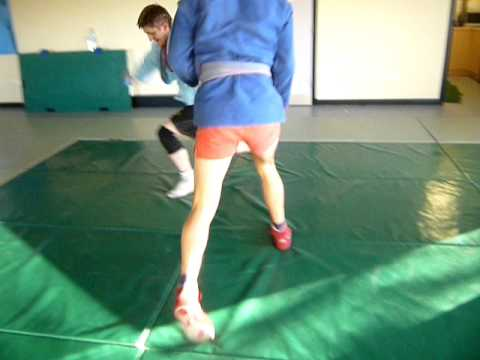 Sambo training Image 1