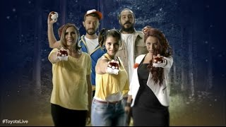 طرب عالحطب: أفلام كرتون   Tarab 3al 7atab: Aflam Cartoon