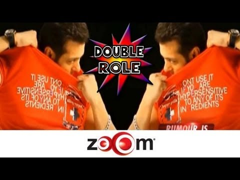 Salman to play double role in Sooraj Barjatya's next