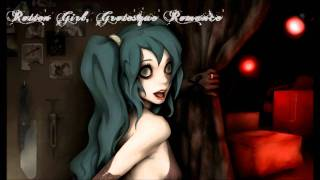 Watch Hatsune Miku Rotten Girl Grotesque Romance video