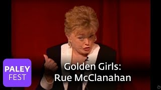 Golden Girls - Rue McClanahan on Reading for Blanche and Rose (Paley Center, 2006)