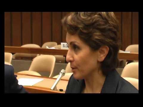 Interview with Fakhteh Zamani, Iranian Azerbaijani minority rights activist, UN, Geneva 16-12-2008