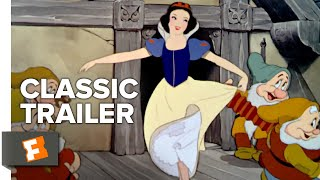 Snow White and the Seven Dwarfs (1937) Trailer #1 | Movieclips Classic Trailers