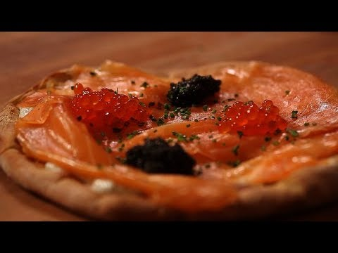 Make Wolfgang Puck's Smoked Salmon Pizza at Home