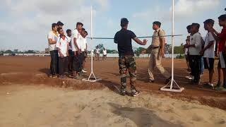 RPF SI constable high jump (ऊंची कूद का जोश भरा अभ्यास  by Sunderlal bhavar 6264212131)