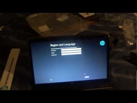 HP G7-2215dx laptop Unboxing (Black Friday 2012)