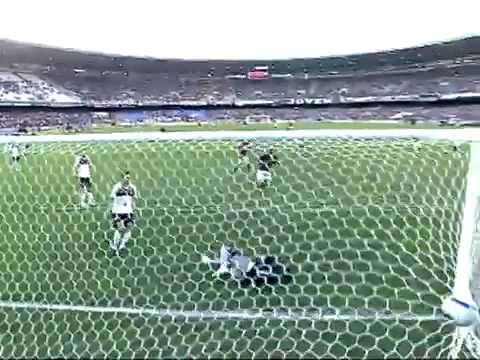 Flamengo 2 x 1 Atlético PR Paranaense Maracanã gol de Adriano Imperador score goal 31 de Maio 2009