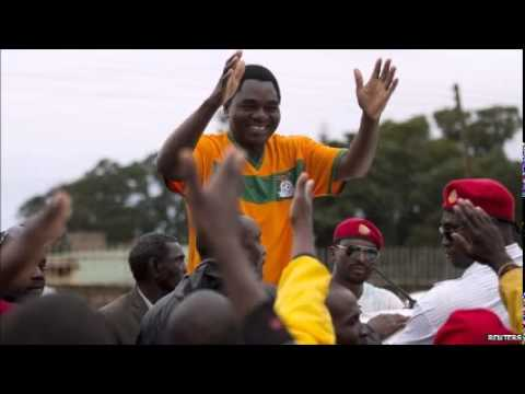 Zambia votes in presidential elections