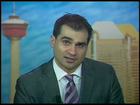 Shafik Hirani - Tax Free Savings Accounts (Alberta Primetime Interview)