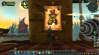 World of Warcraft - Horde Quest Guide - Operation Fishgut