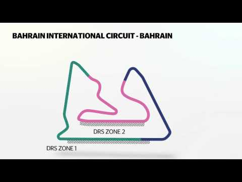 Bahrain Grand Prix 2015: Bahrain circuit guide a car