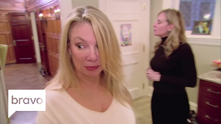 RHONY: Sonja Morgan and Tinsley Mortimer Are Now Fighting Over a Man (Season 9, Episode 8) | Bravo