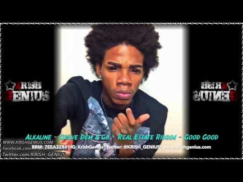 Alkaline – Grave Dem A Go [real Estate Riddim] September 2014   Reggae, Dancehall, Bashment