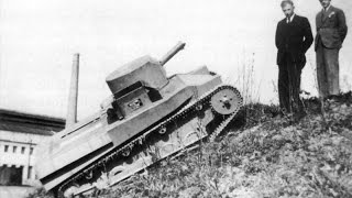 Top 10 Smallest Tanks in History