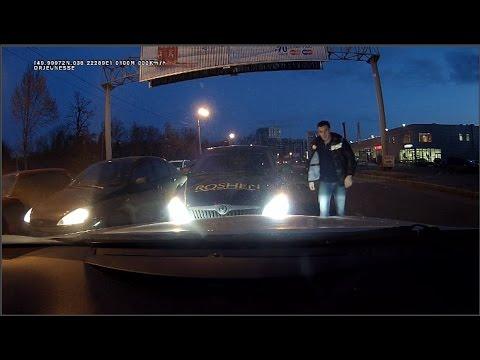 Амеба за рулем №16 ТП ПоРошену быкует