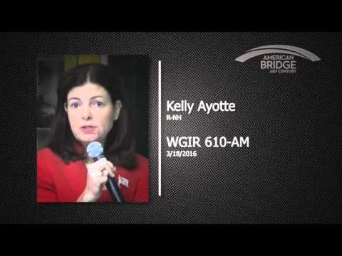 Kelly Ayotte on SCOTUS, New Hampshire Today, 3/18/16