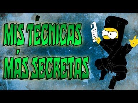 Mis Técnicas Más Secretas!! - Black Ops 2