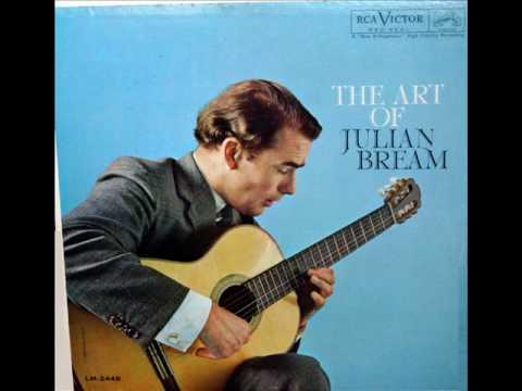 Julian Bream: Sonata in E minor (Scarlatti, arr. Segovia) - 1960, First US Recording