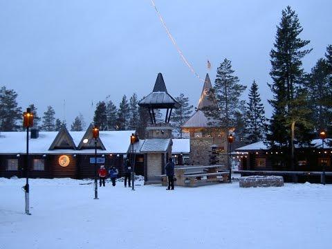 Rovaniemi Finland /  rovaniemi travel guide / Finland