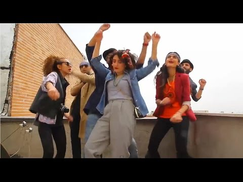 Iranians In 'happy' Video Get 91 Lashes & Jail Time video