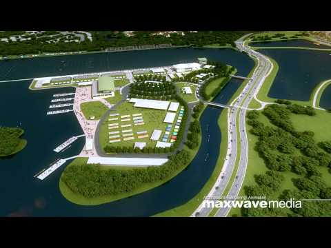 Play Benderson Rowing Venue.wmv