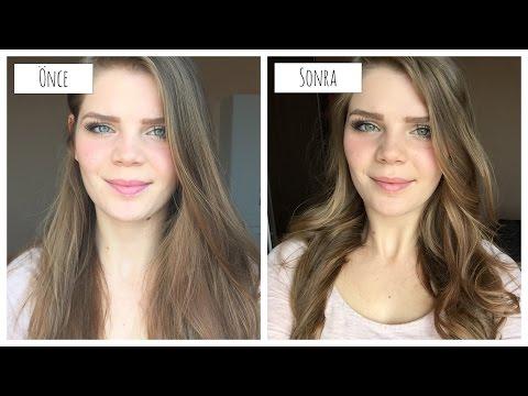 Düzleştirici ile Dalgalı Saç Nasıl Yapılır?