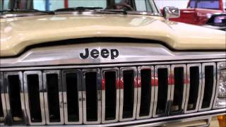 1983 Jeep Cherokee Chief