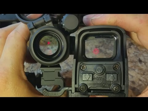 Aimpoint PRO Unboxing and Review vs EOTech 2015: Which Red Dot Sight is Best for You?