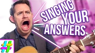 SINGING ANSWERS | #ASKMATT 22 (Song Edition)